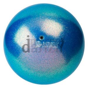 Palla-PASTORELLI-GLITTER-BluOceano-HV
