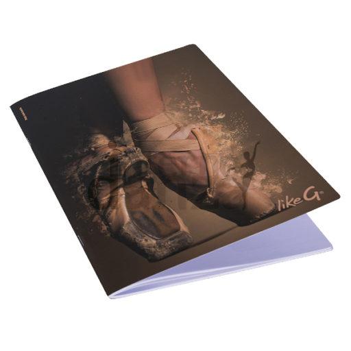 Quaderno A4 righe