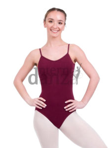 Body Capezio CC102 BORDEAUX € 15.00